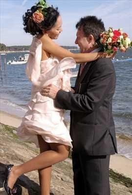photo prise par le photographe jean à Arcachon : photographie de mariage
