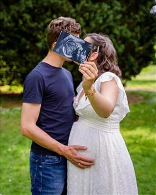 photographie de HANY à Poissy : photographie de grossesse