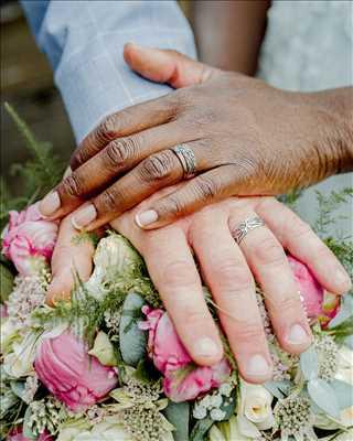 cliché proposé par HANY à Poissy : shooting mariage