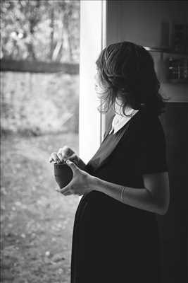 Exemple de shooting photo par Mélanie à Corbeil-essonnes : photo de grossesse