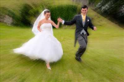 Shooting photo effectué par le photographe Jean-Jacques à Saint-brieuc : photo de mariage