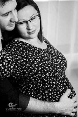 Exemple de shooting photo par Luis à Athis-mons : shooting photo spécial grossesse à Athis-mons