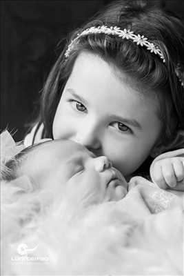 photo prise par le photographe Luis à Athis-mons : photographie de nouveau né