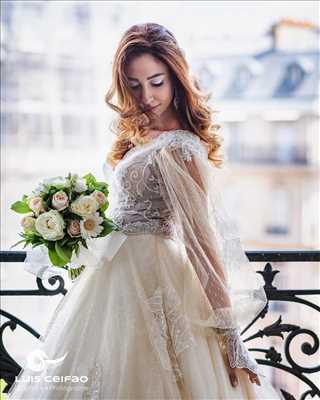photo numérisée par le photographe Luis à Athis-mons : photo de mariage