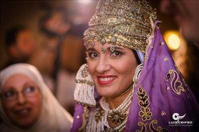 Shooting photo réalisé par Luis intervenant à Athis-mons : photographie de mariage