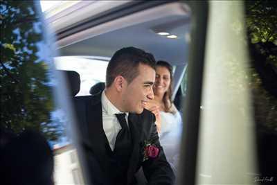 Shooting photo effectué par le photographe David à Arcachon : shooting mariage