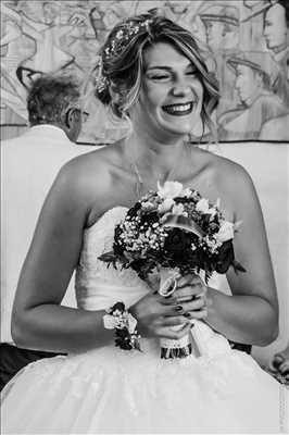 photo numérisée par le photographe Isabelle à Le grau-du-roi : photographie de mariage