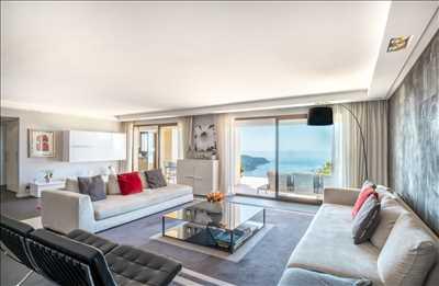 Shooting photo effectué par le photographe Boriana à Nice : photo de bien immobilier