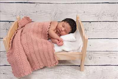 photo prise par le photographe Evvie à Strasbourg : photographe pour bébé à Strasbourg