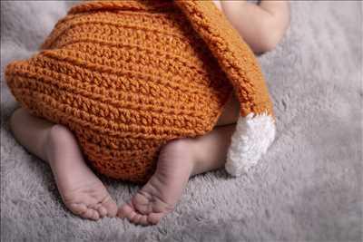 Shooting photo réalisé par Alison intervenant à Montaigu-vendée : photographe pour bébé à Montaigu-vendée
