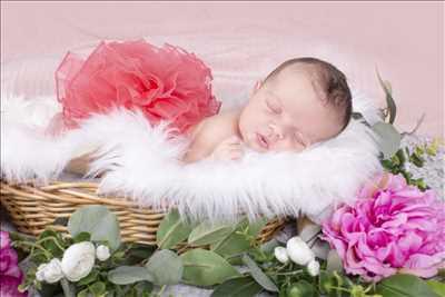 photographie de Alison à Montaigu-vendée : photographe pour bébé à Montaigu-vendée
