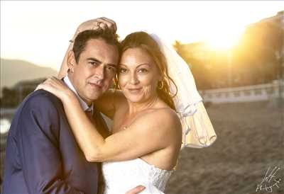 Exemple de shooting photo par SGRO à Cagnes sur mer : photographie de mariage