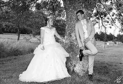 cliché proposé par SGRO à Cagnes sur mer : photographie de mariage