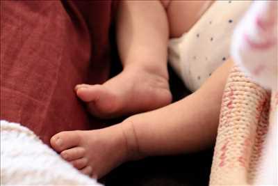 photo prise par le photographe Claire à Montpellier : photographe pour bébé à Montpellier