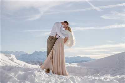 Shooting photo à Chamonix-mont-blanc dont l'auteur est : Malin