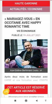photo prise par le photographe Aze-Eddine (Amour) à Toulouse : photographie de mariage