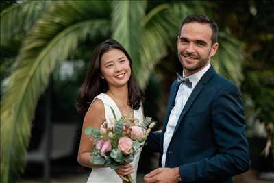 photographie de Ségolène à La rochelle : shooting mariage