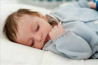 Exemple de shooting photo par Ségolène à La rochelle : photographe pour bébé à La rochelle