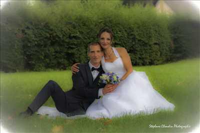 photographie de Stéphane à Aix-les-bains : photo de mariage