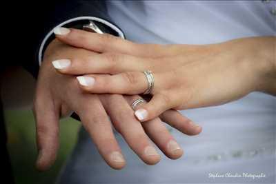 Exemple de shooting photo par Stéphane à Aix-les-bains : photographie de mariage