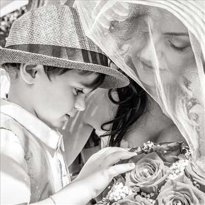 Exemple de shooting photo par Gé à Vitrolles : shooting mariage