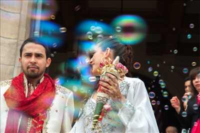 Exemple de shooting photo par Gilbert à Bordeaux : photo de mariage