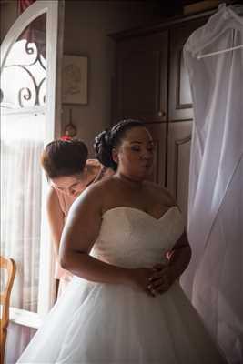 photo prise par le photographe Gwendoline à Juvisy-sur-orge : shooting mariage