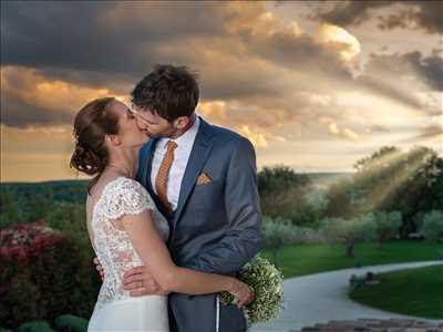 photo prise par le photographe Raphaël à Bussy-saint-georges : photo de mariage