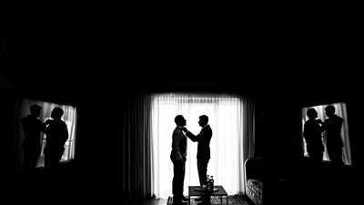 photo prise par le photographe Joel  à Strasbourg : shooting photo spécial mariage à Strasbourg