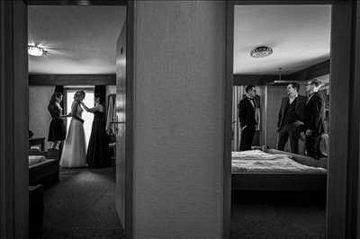 cliché proposé par Joel  à Strasbourg : photo de mariage