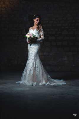 Shooting photo effectué par le photographe Xavier à Créteil : shooting mariage