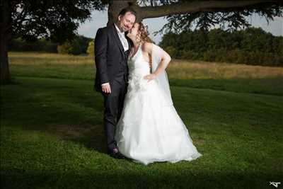 photo prise par le photographe Xavier à Créteil : photo de mariage