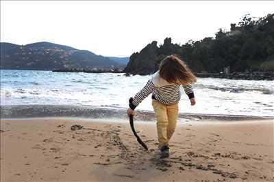 photo numérisée par le photographe laura à Nice