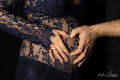 Shooting photo à Villefranche-sur-saône dont l'auteur est : Sophie : shooting grossesse