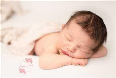 Shooting photo réalisé par Claudia intervenant à Vaulx-en-velin : shooting pour une naissance