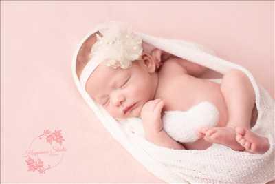 photo prise par le photographe Claudia à Vaulx-en-velin : photo de naissance