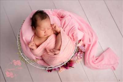 photographie de Claudia à Vaulx-en-velin : shooting pour une naissance