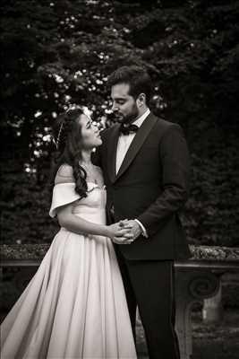 photo prise par le photographe Naeva à Orléans : shooting mariage
