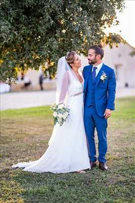 Exemple de shooting photo par Nori à Bordeaux : shooting mariage