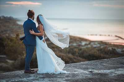 Shooting photo effectué par le photographe Nori à Bordeaux : photo de mariage