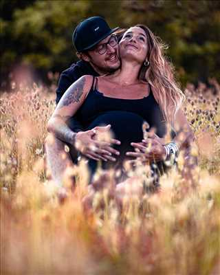 Exemple de shooting photo par Nori à Bordeaux : photographe grossesse à Bordeaux