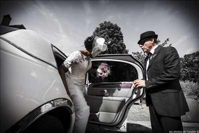 cliché proposé par Olivier à Sainte-geneviève-des-bois : photographie de mariage