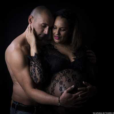 photographie de Olivier à Sainte-geneviève-des-bois : photographie de grossesse