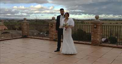 Shooting photo effectué par le photographe thierry à Perpignan : shooting mariage