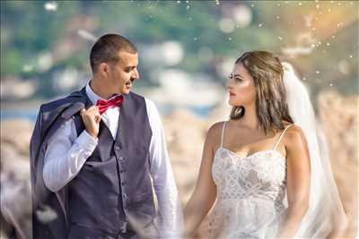 cliché proposé par eric à Cannes : shooting mariage