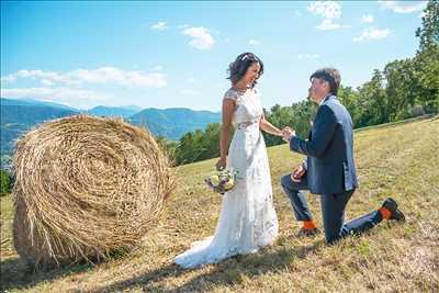Shooting photo réalisé par Charly intervenant à Seyssinet-pariset : photo de mariage