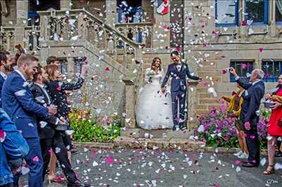 photo prise par le photographe Olivier à Château-thierry : shooting mariage