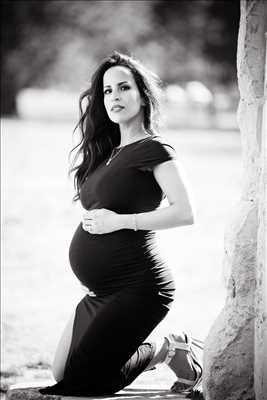 photo numérisée par le photographe Chris à Brie-comte-robert : photographie de grossesse