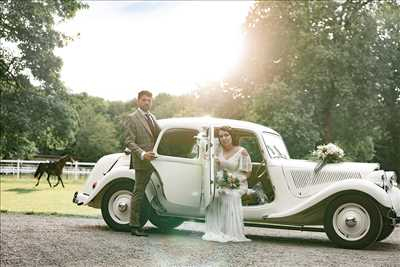 photographie de Chris à Brie-comte-robert : photo de mariage
