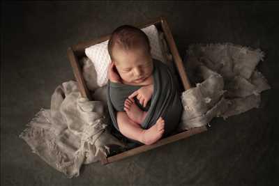cliché proposé par Agnes à Capbreton : photographie de nouveau né
